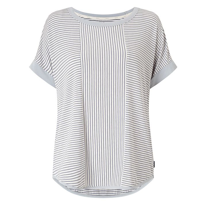DKNY Clean Slate Top - Stripe