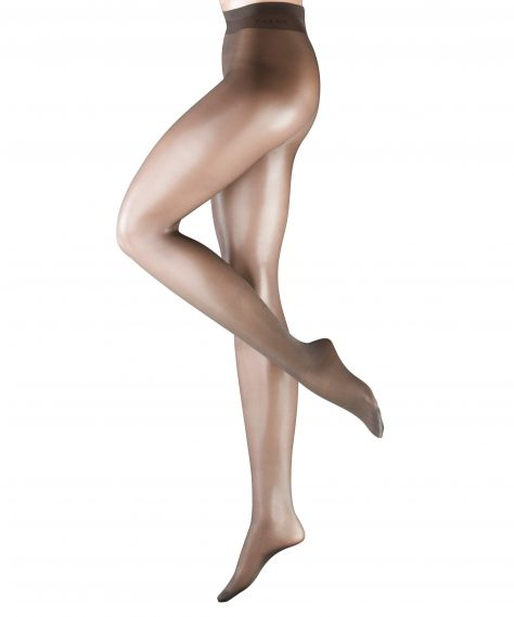 Falke Seidenglatt 15 Den Tights - Platinum
