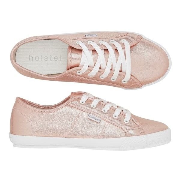 Holster Explore Sneaker - Rose Gold