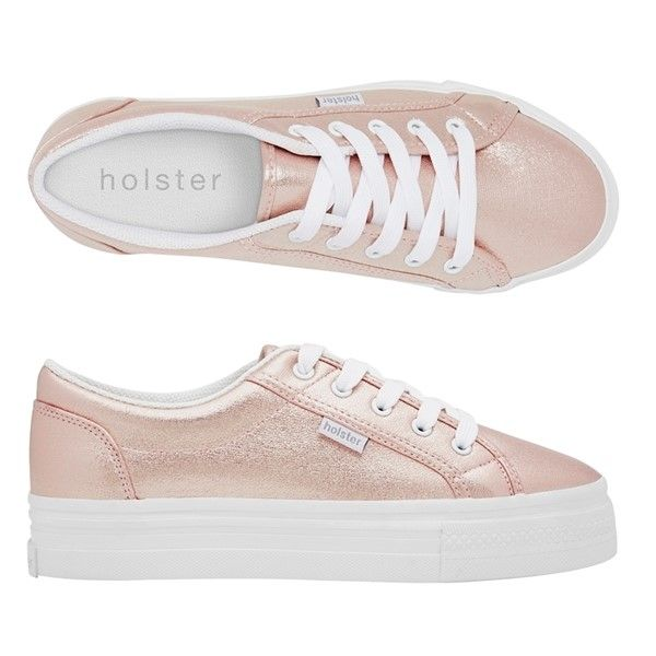 Holster Venus Sneaker - Rose Gold