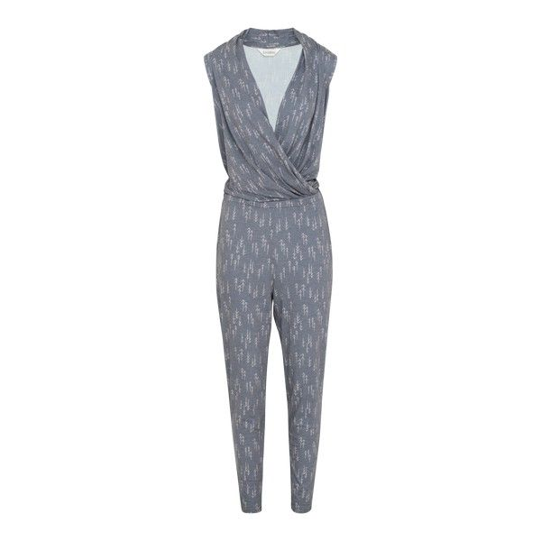 Lingadore Freedom Jumpsuit - Grey