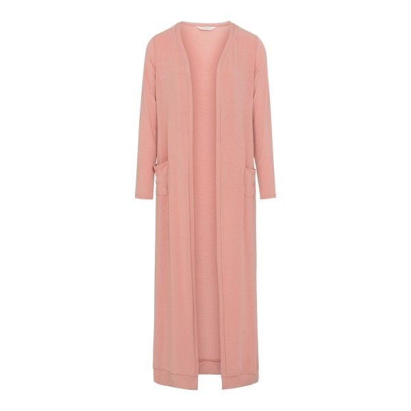 Lingadore Happiness Long Robe - Rose