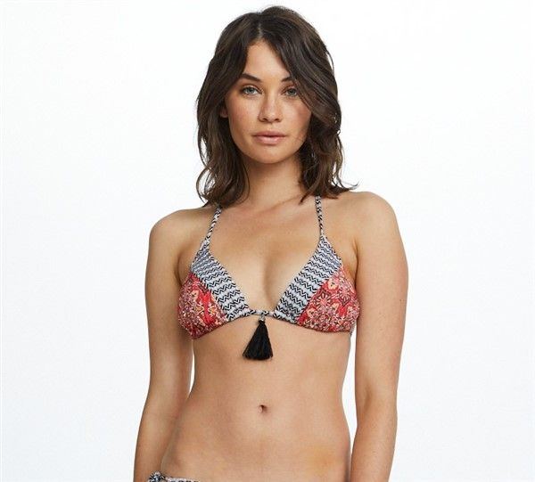 Piha Marrakech Triangle Bikini Top