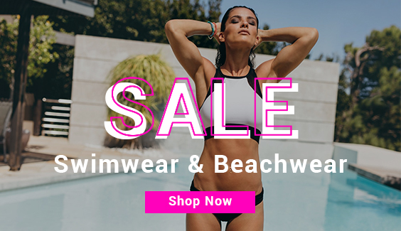 Shop the swimwear and beachwear sale