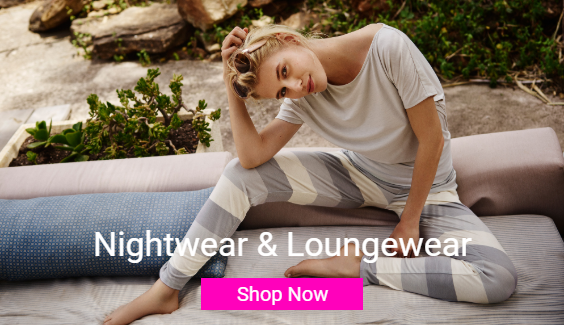 Shop nightwear and loungewear